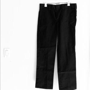 Dickies black pants